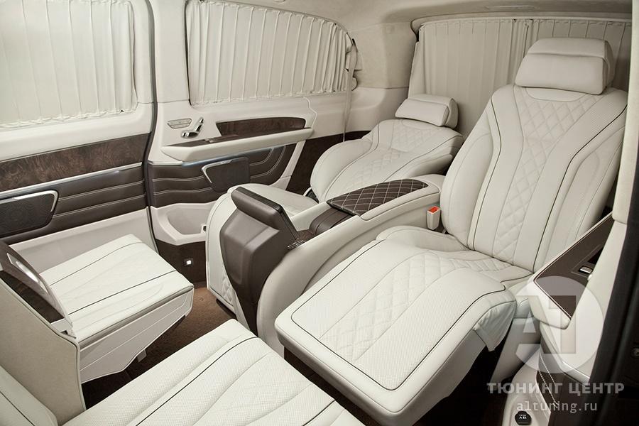 Комфортабельные сидения в автомобиль. А1 Авто