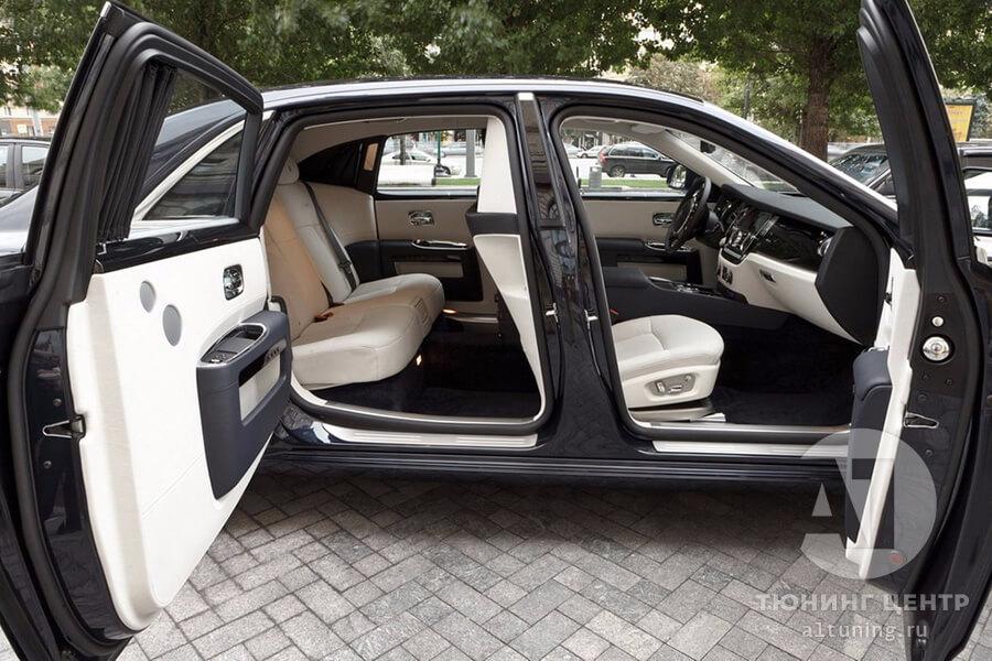 Тюнинг Rolls-Royce. Фото 2, A1 Тюнинг Центр