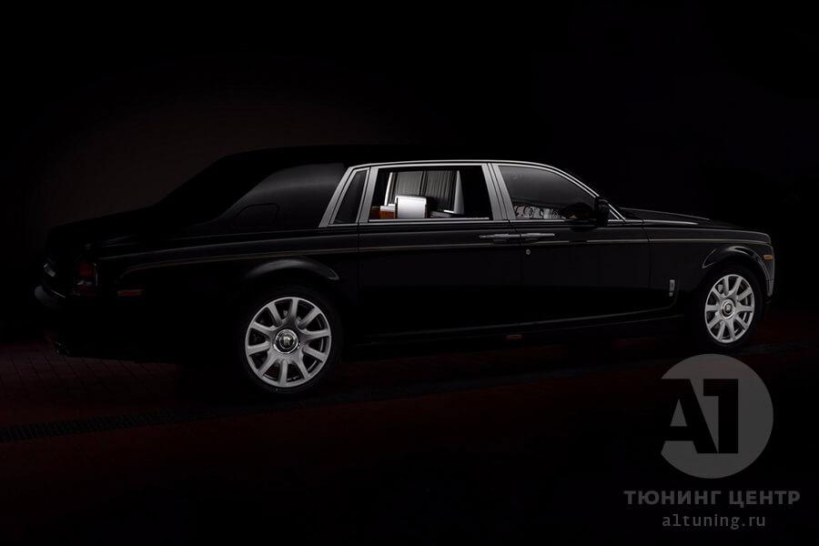 Тюнинг Rolls-Royce. Фото 1, A1 Тюнинг Центр