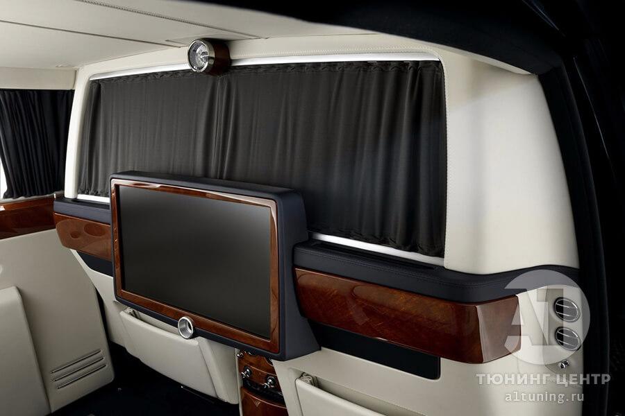 Тюнинг салона Rolls-Royce. Фото 3, A1 Тюнинг Центр