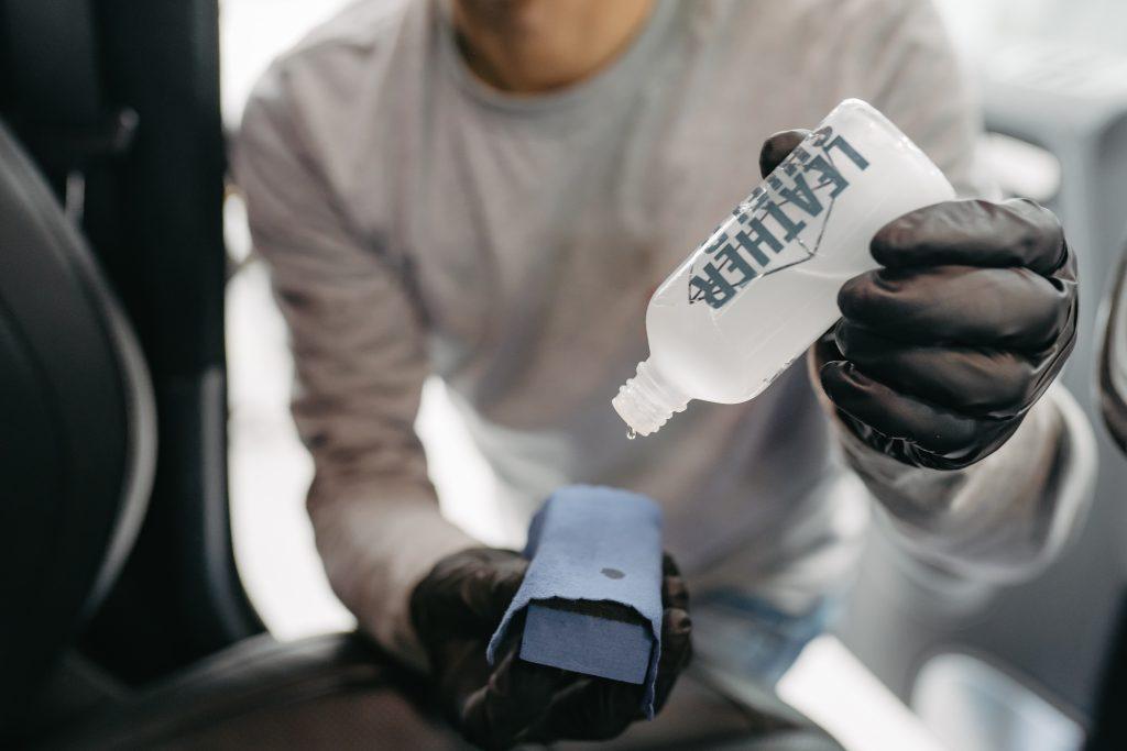 Защитная обработка салона авто. Фото 3. А1 Авто