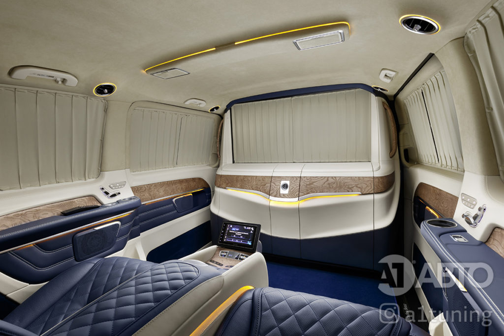 Cалон Mercedes Benz Viano VIP. Фото 4, A1 Auto