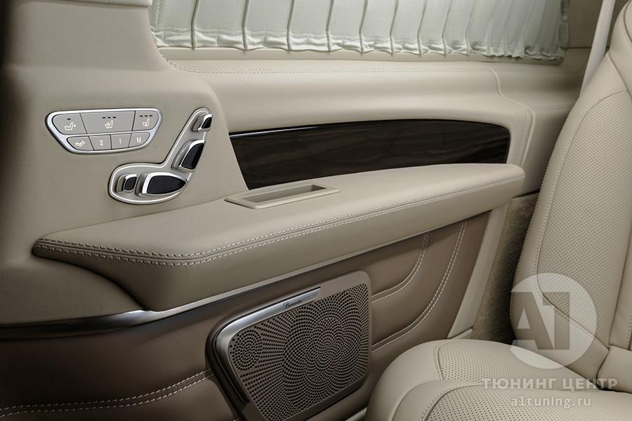 Салон Mercedes Benz V-Class фото 4, А1 Авто