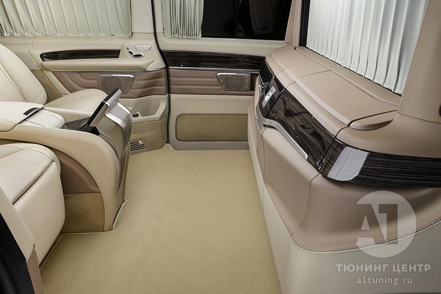 Салон Mercedes Benz V-Class фото 6, А1 Авто