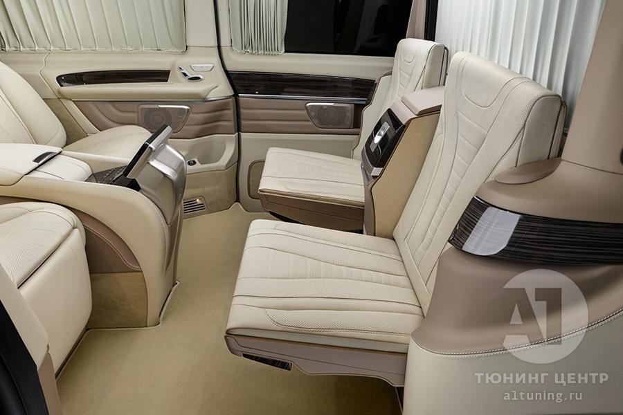 Салон Mercedes Benz V-Class фото 7, А1 Авто