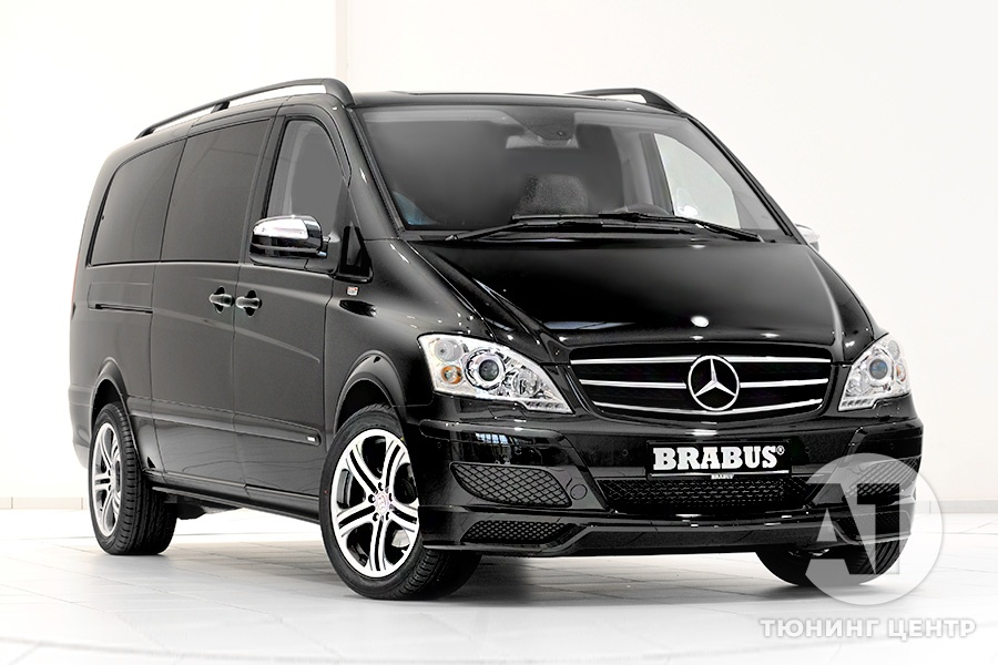 Тюнинг Mercedes Benz Viano VIP. Фото 18, A1 Тюнинг Центр