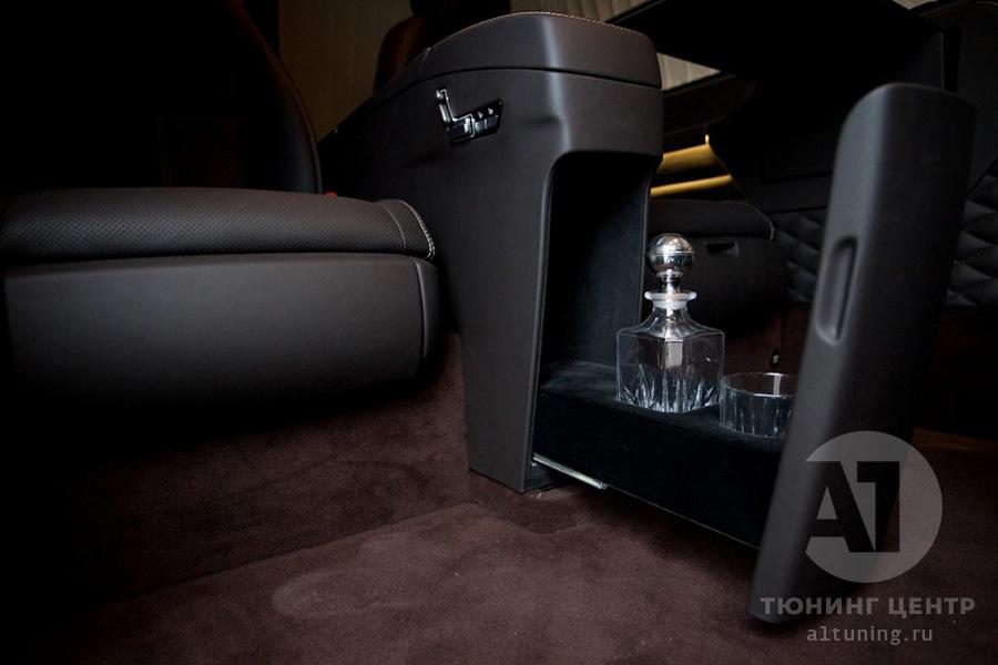 Тюнинг салона VW Multivan. Фото 15, А1 Авто