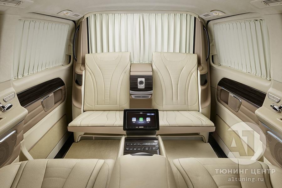 Салон Mercedes Benz V-Class фото 9, А1 Авто