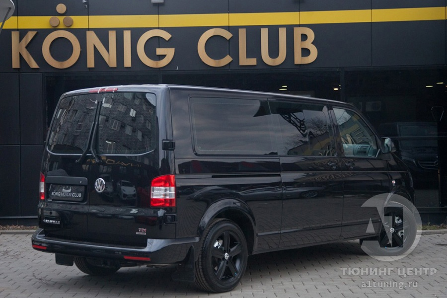 Тюнинг VW Multivan. Фото 1, А1 Авто