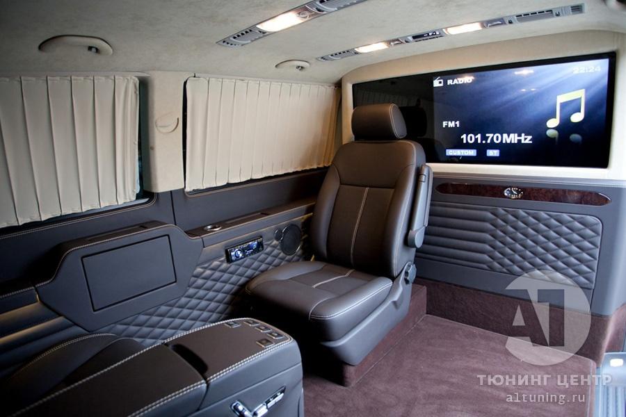 Тюнинг салона VW Multivan. Фото 5, А1 Авто
