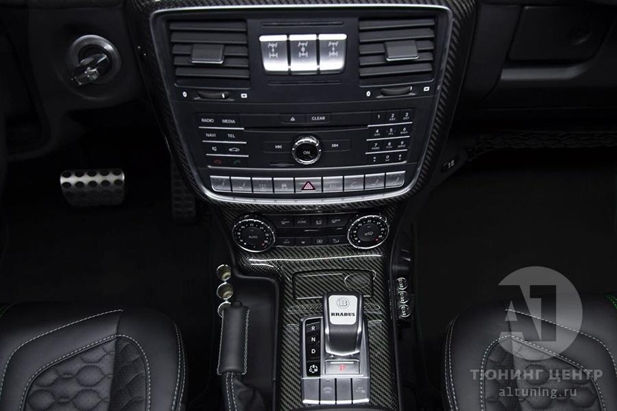 Тюнинг салона Mercedes Benz G-Class. Фото 16, А1 Авто
