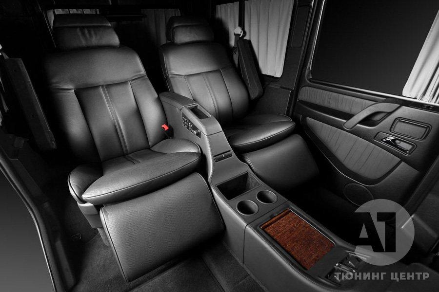 Тюнинг салона  G-class фото 1, А1 Авто