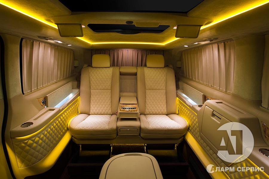 Тюнинг Mercedes Benz Viano VIP. Фото 4, A1 Тюнинг Центр