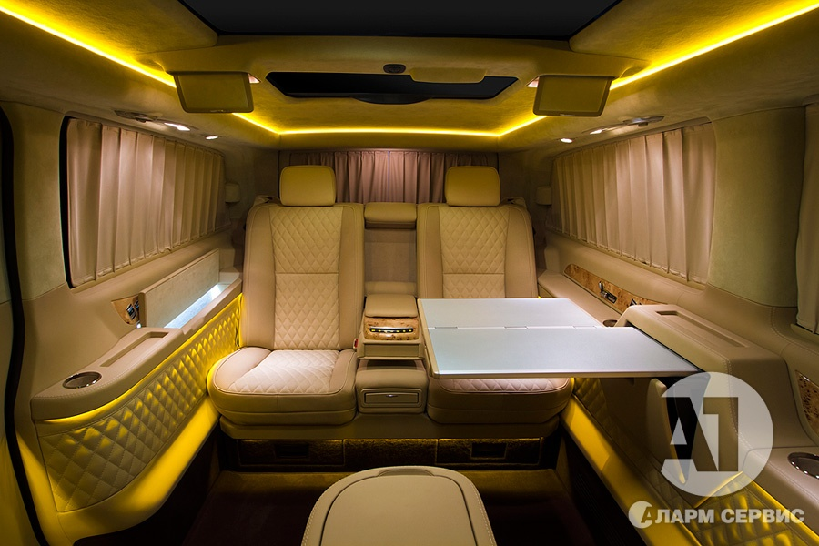 Тюнинг Mercedes Benz Viano VIP. Фото 5, A1 Тюнинг Центр