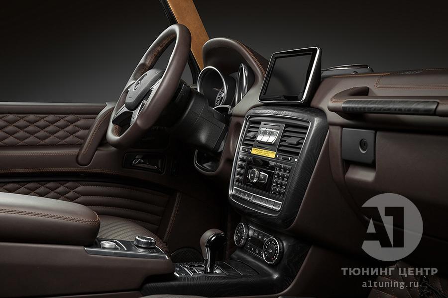 Тюнинг Mercedes Benz G-Class. Фото 1, А1 Авто