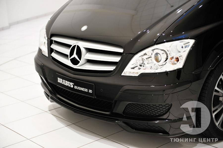 Тюнинг Mercedes Benz Viano VIP. Фото 10, A1 Тюнинг Центр