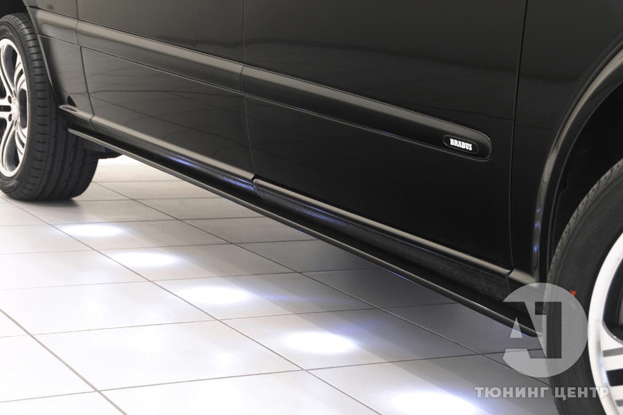 Тюнинг Mercedes Benz Viano VIP. Фото 14, A1 Тюнинг Центр