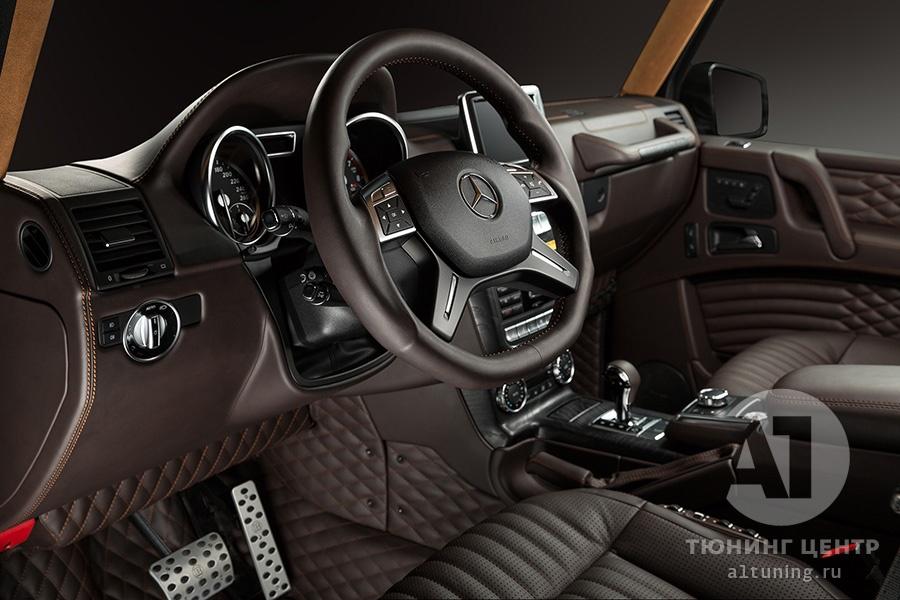 Тюнинг Mercedes Benz G-Class. Фото 2, А1 Авто