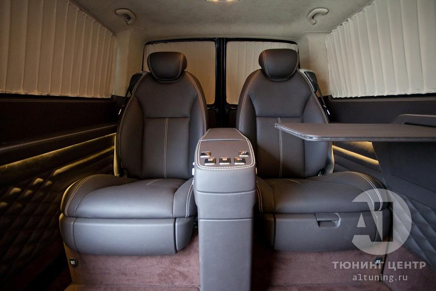 Тюнинг салона VW Multivan. Фото 7, А1 Авто