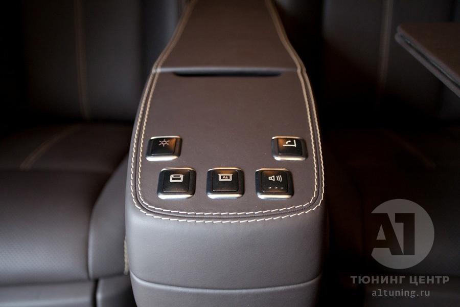 Тюнинг салона VW Multivan. Фото 8, А1 Авто