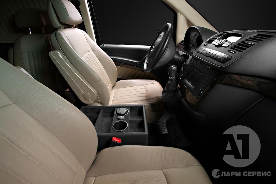 Тюнинг Mercedes Benz Viano Buisness. Фото 6, A1 Тюнинг Центр