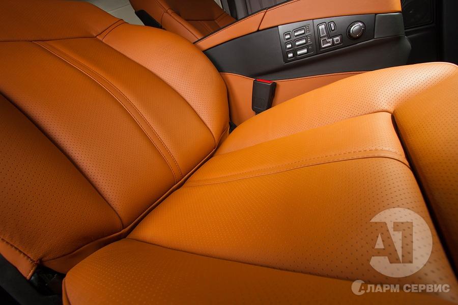 Тюнинг салона Lexus LX57. Фото 1, A1 Тюнинг Центр