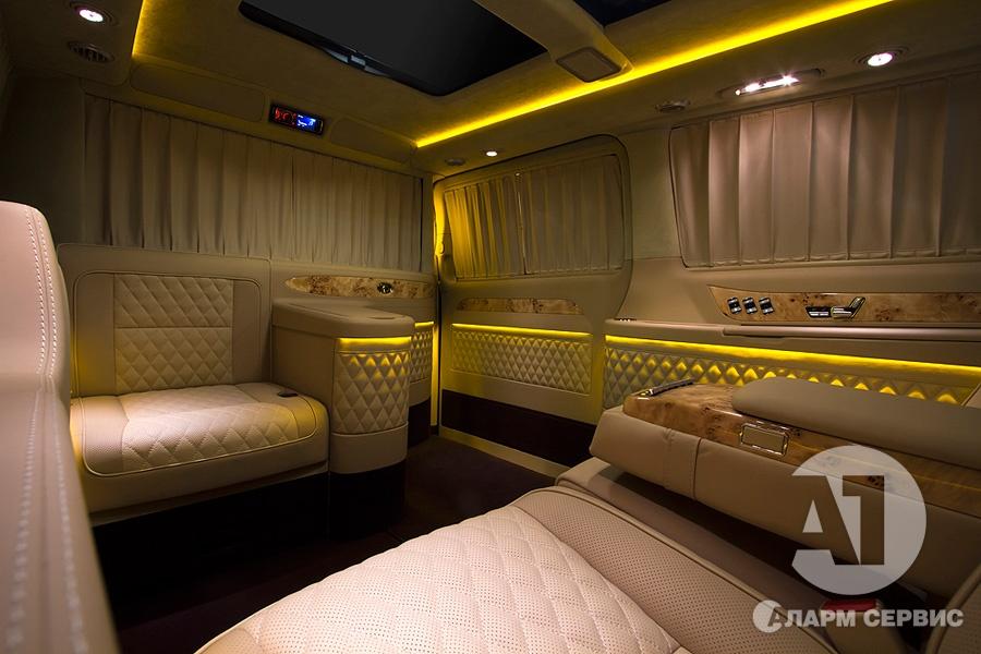 Тюнинг Mercedes Benz Viano VIP. Фото 1, А1 Авто