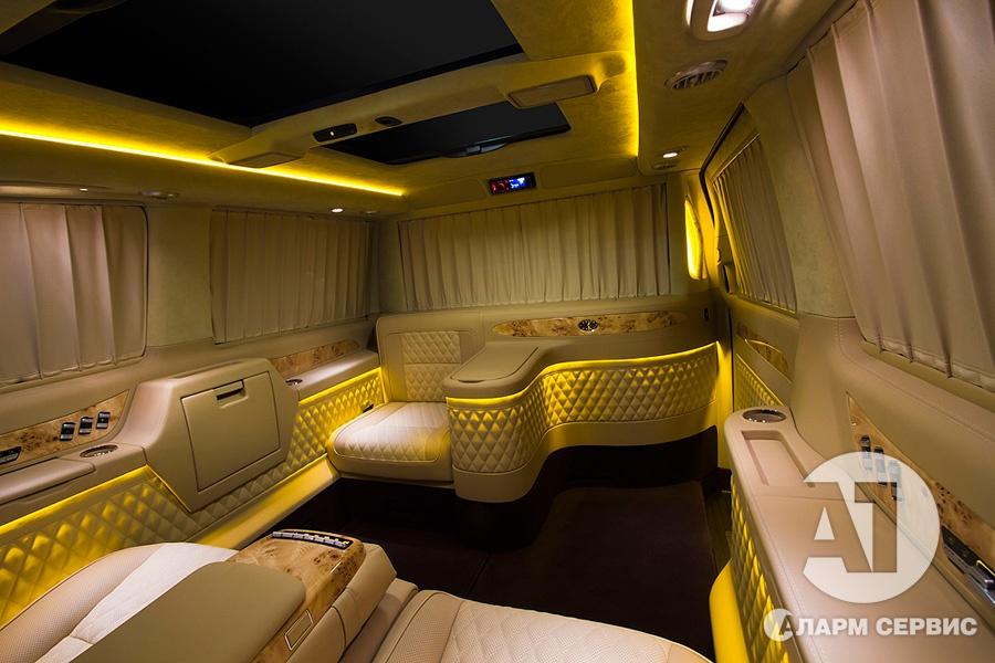Салон Mercedes Benz G-Class фото 3, А1 Авто
