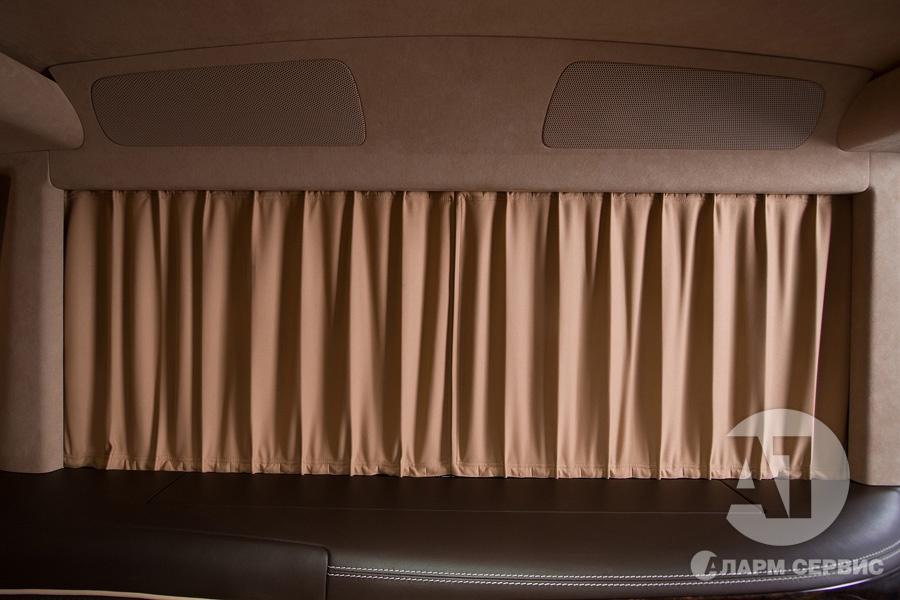 Тюнинг салона Mercedes Benz Viano VIP. Фото 17, А1 Авто