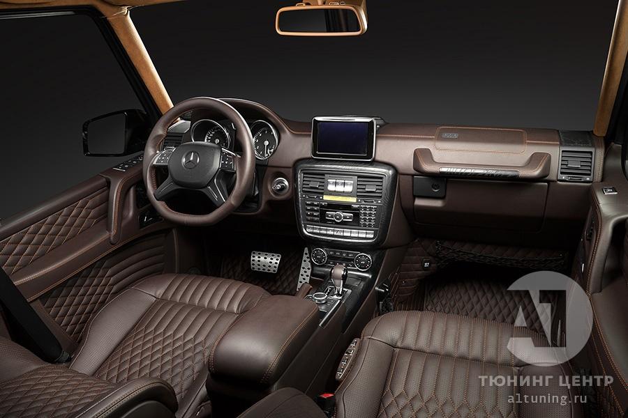 Тюнинг Mercedes Benz G-Class. Фото 4, А1 Авто