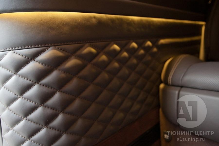 Тюнинг салона VW Multivan. Фото 9, А1 Авто