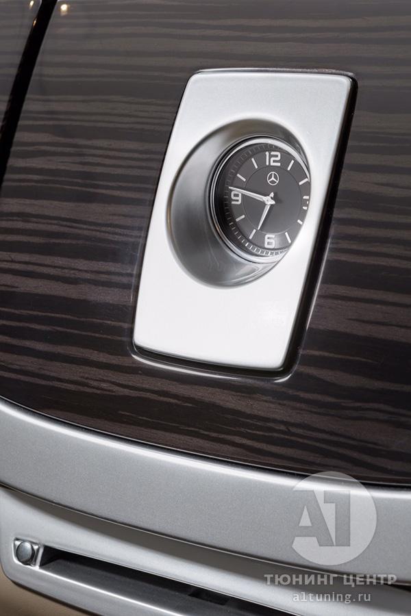 Салон Mercedes Benz V-Class фото 1, А1 Авто