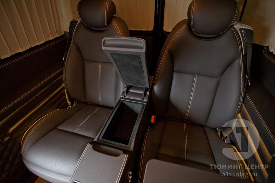 Тюнинг салона VW Multivan. Фото 10, А1 Авто