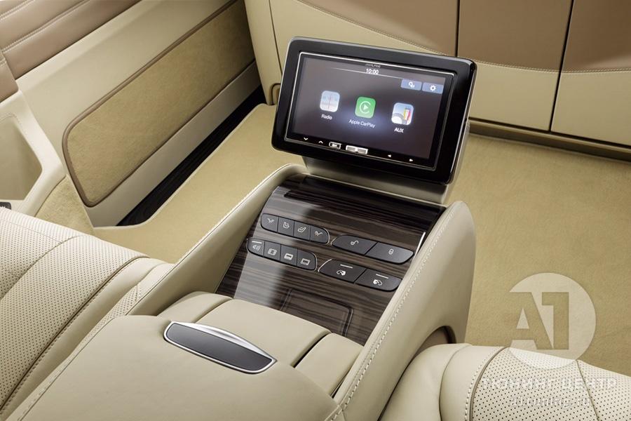 Салон Mercedes Benz V-Class фото 2, А1 Авто
