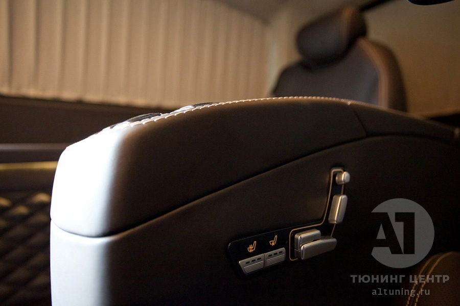 Тюнинг салона VW Multivan. Фото 11, А1 Авто