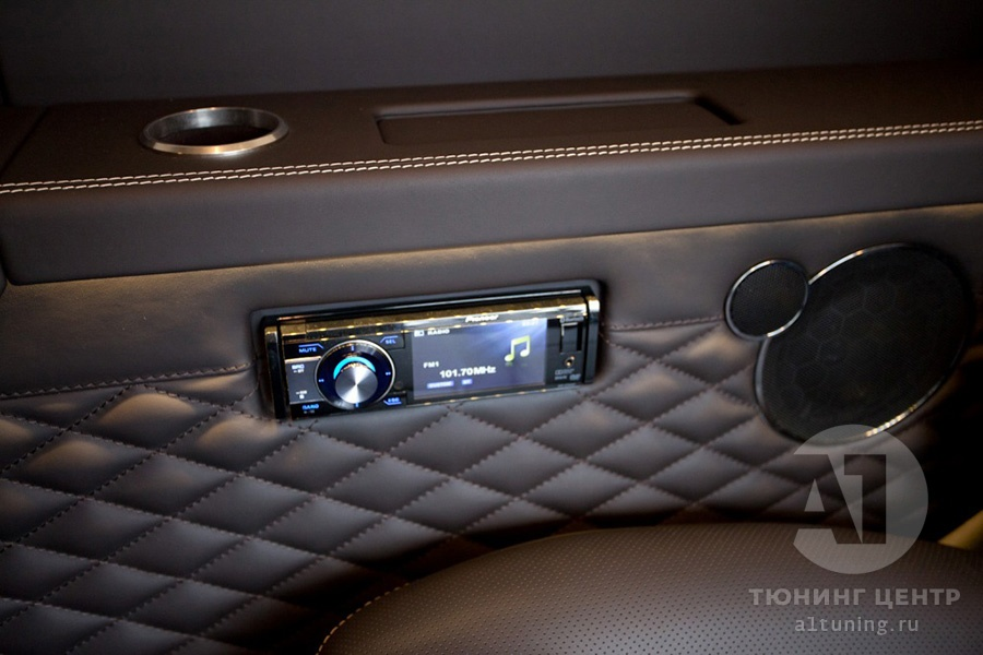 Тюнинг салона VW Multivan. Фото 12, А1 Авто