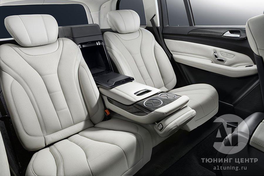Тюнинг Mercedes Benz GLS. Фото 2, А1 Авто