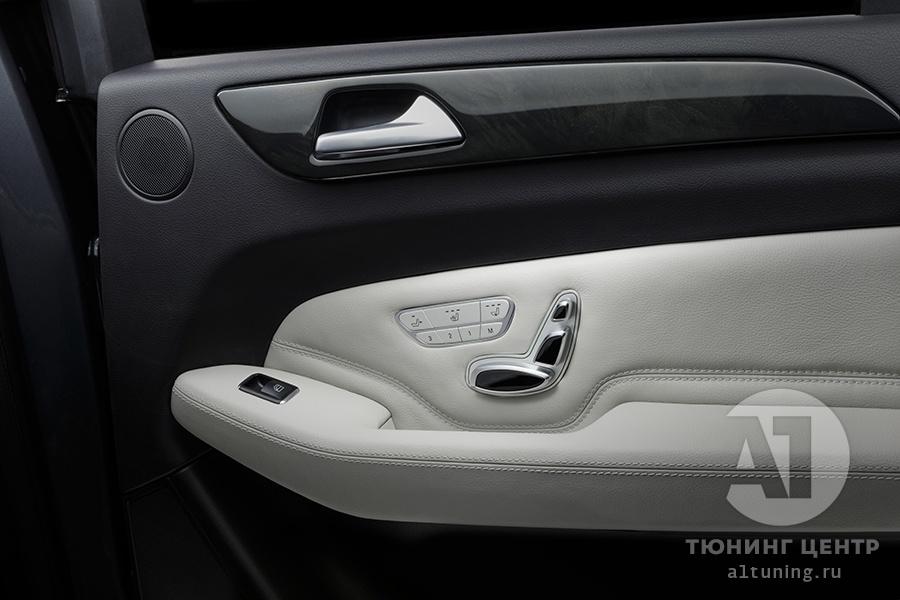 Тюнинг Mercedes Benz GLS. Фото 3, А1 Авто