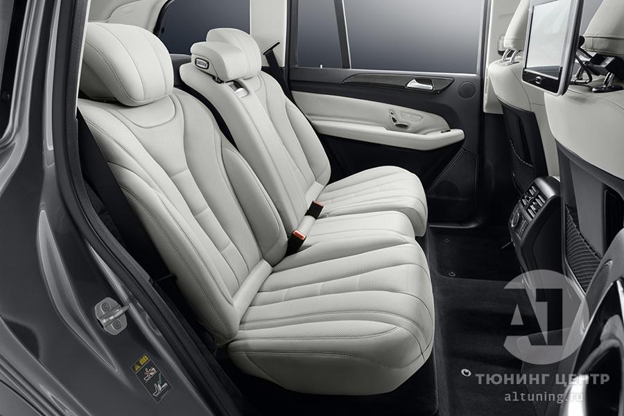 Тюнинг салона Mercedes Benz GLS. Фото 1, A1 Auto
