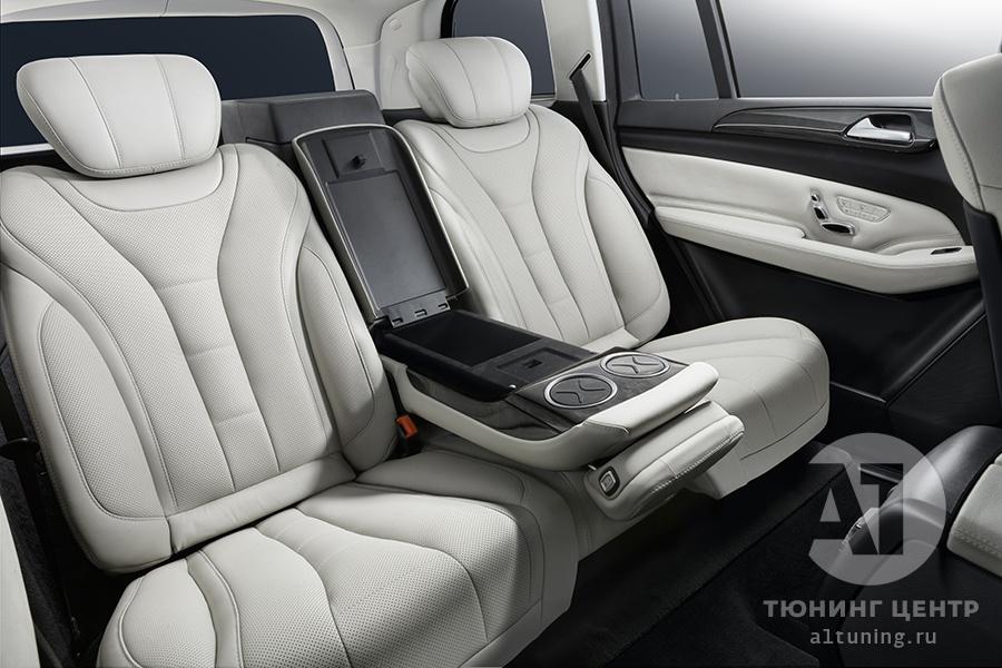Тюнинг Mercedes Benz GLS. Фото 1, А1 Авто