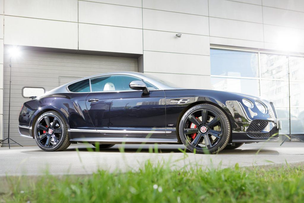 Тюнинг Bentley Continental GT V8 S Mulliner. Фото 1, А1 Авто