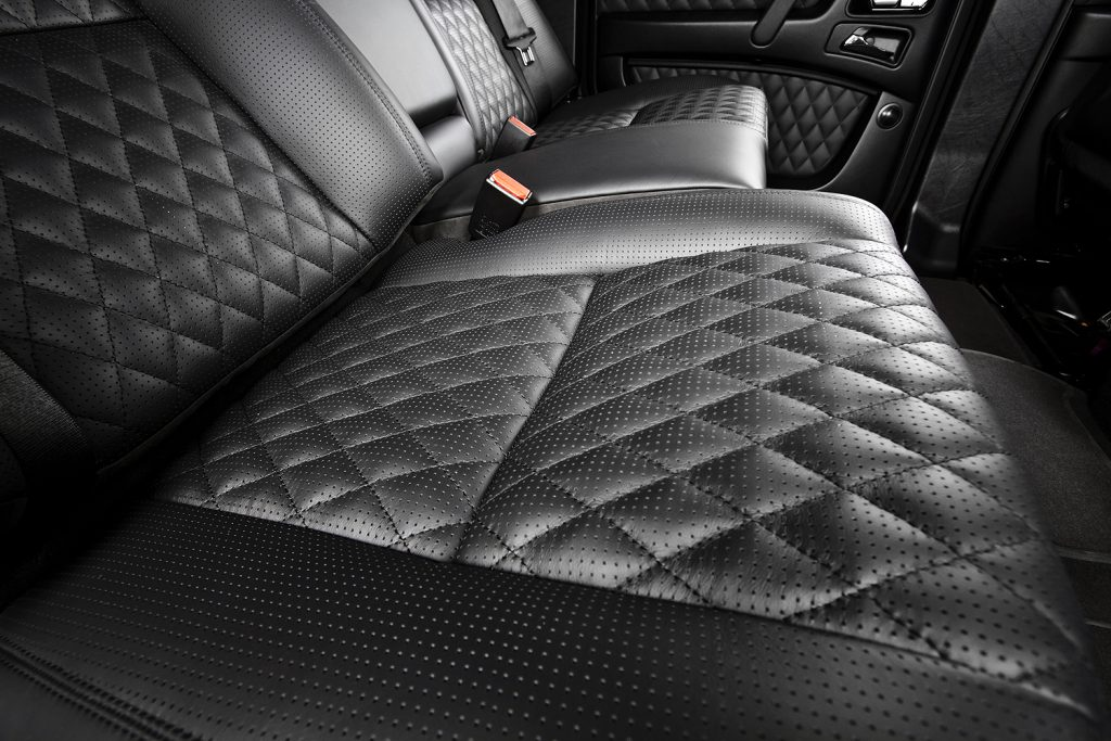 Тюнинг салона Mercedes Benz G63. Фото 2, A1 Тюнинг Центр