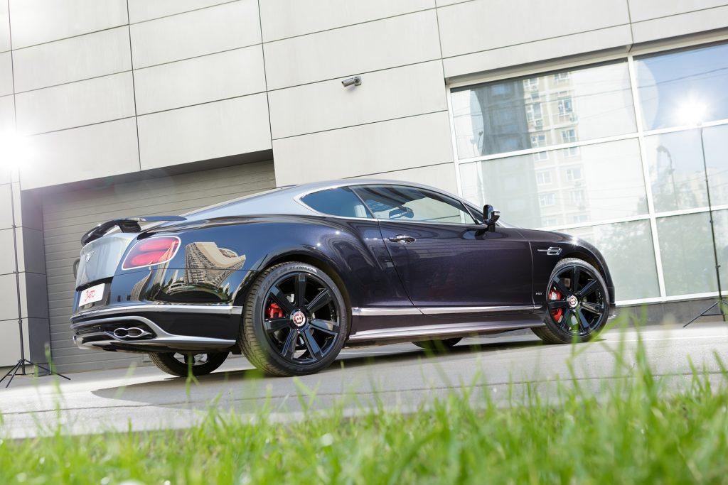 Тюнинг Bentley Continental GT V8 S Mulliner. Фото 2, А1 Авто
