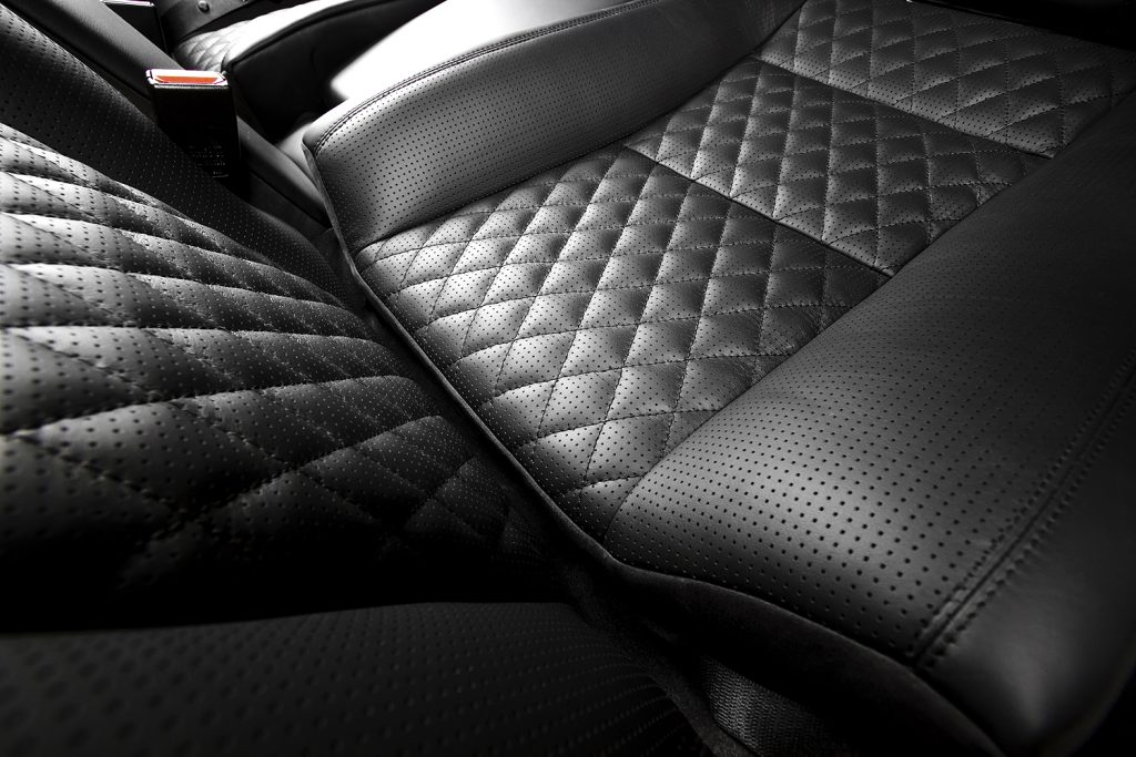Тюнинг салона Mercedes Benz G63. Фото 4, A1 Тюнинг Центр
