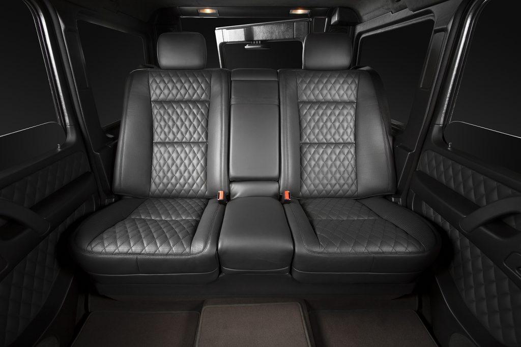 Тюнинг салона Mercedes Benz G63. Фото 5, A1 Тюнинг Центр