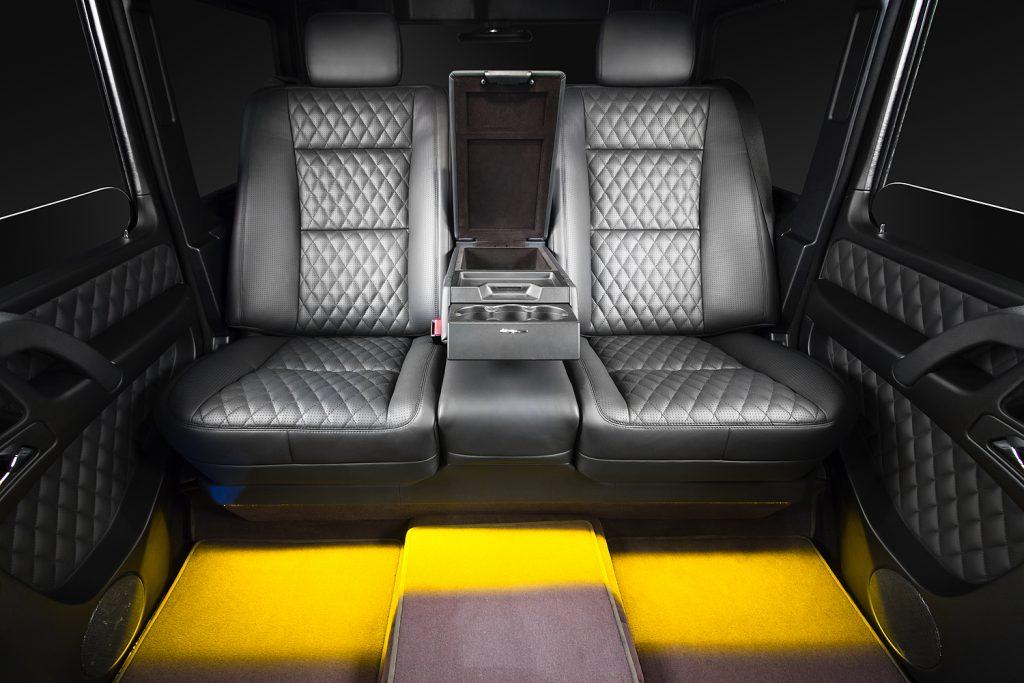 Тюнинг Mercedes Benz G63. Фото 5 A1 Тюнинг Центр
