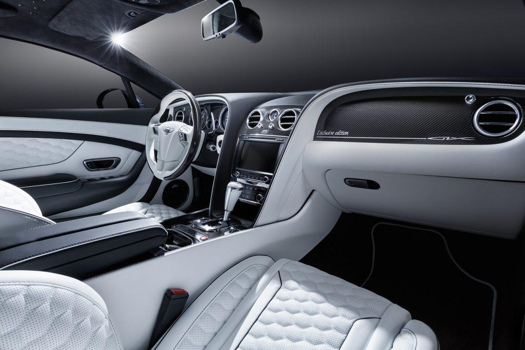 Тюнинг салона Bentley Continental GT V8 S Mulliner. Фото 7, А1 Авто