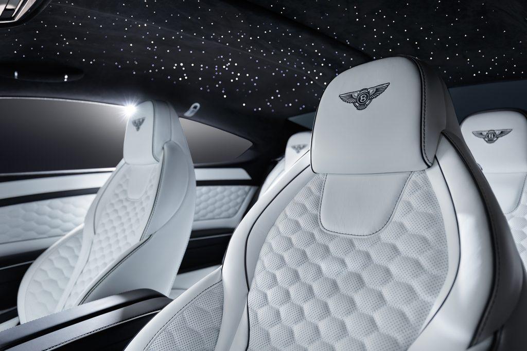 Тюнинг салона Bentley Continental GT V8 S Mulliner. Фото 3, А1 Авто