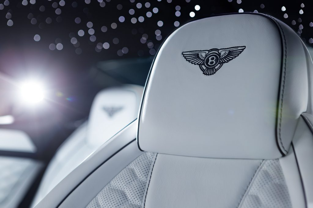 Тюнинг салона Bentley Continental GT V8 S Mulliner. Фото 4, А1 Авто