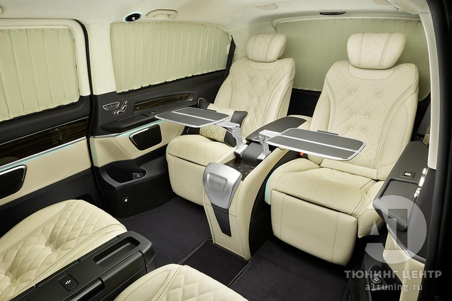 Тюнинг Mercedes Benz V-Class Chairman. Фото 1, А1 Авто